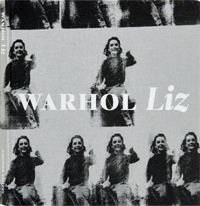 Andy Warhol Liz catalogue