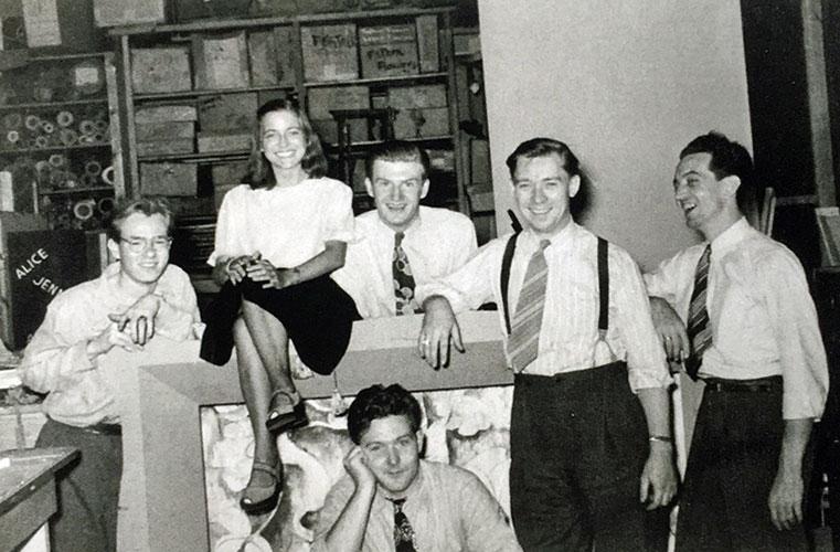 Andy Warhol Timeline 1928 - 1959