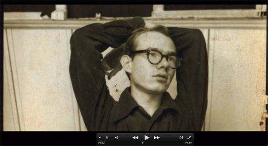 Andy Warhol Family documentary video