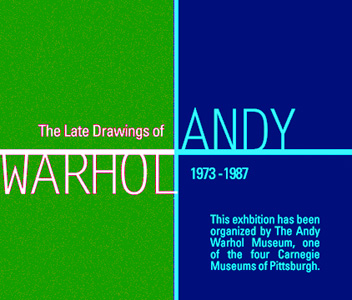 Andy Warhol at Hyde Collection