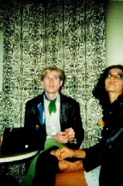 Andy Warhol at Presidio Theatre in San Francisco