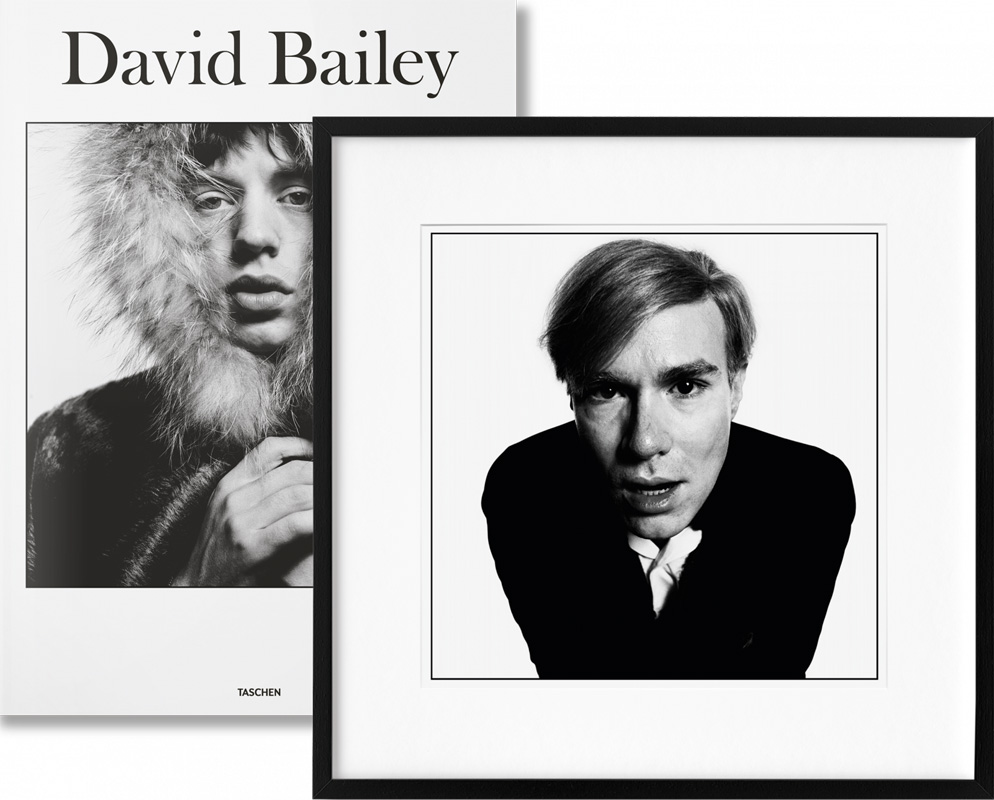 Andy Warhol by David Bailey