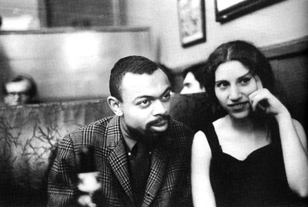 Diane di Prima and Leroi Jones