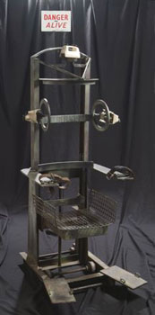alleged psaier electric chair