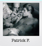 Patrick Fleming, the boy in his underwear in Andy Warhol's Chelsea Girls
