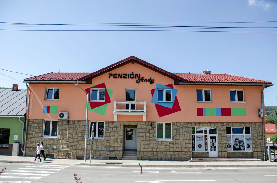 Andy Hotel in Slovakia