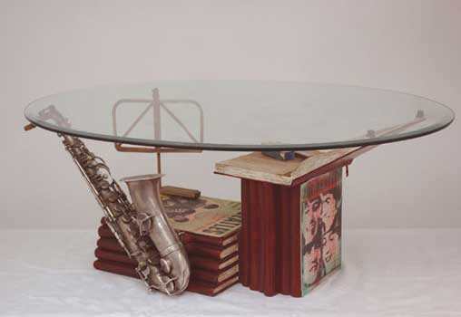 Pietro Psaier table