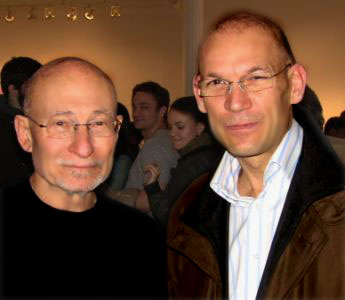 Ronald Feldman and Christian Ogier