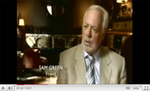 Sam Green on You Tube
