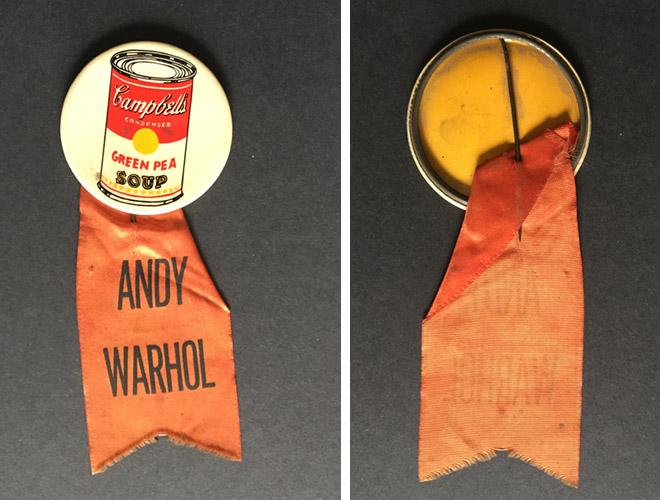 T-Shirt campbell/'s soup campbell 2 Andy Warhol Pop Art NO Glück